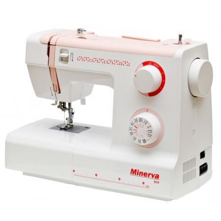 Maszyna do szycia Minerva B29 + nici i szpulki GRATIS, fig. 2