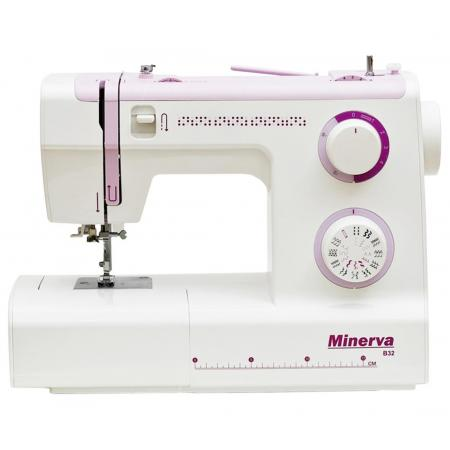 Maszyna do szycia Minerva B32 + nici i szpulki GRATIS, fig. 1