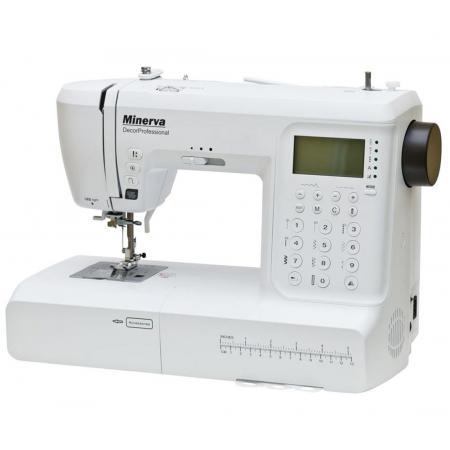 Maszyna do szycia Minerva Decor Professional + nici i szpulki GRATIS, fig. 2