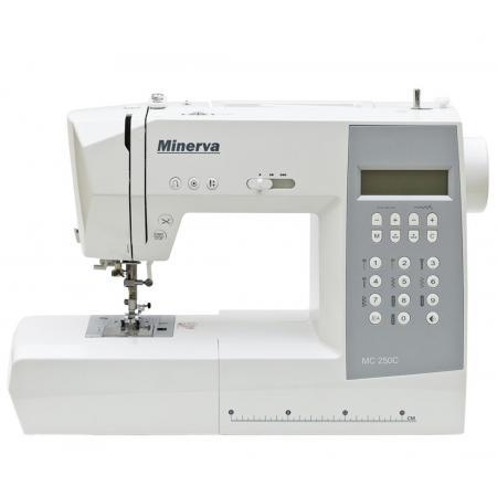 Maszyna do szycia Minerva MC250C + nici i szpulki GRATIS, fig. 1