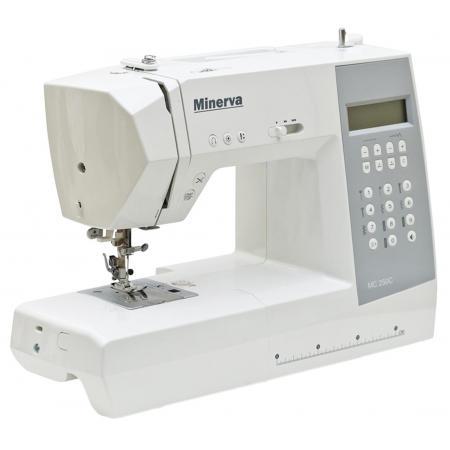 Maszyna do szycia Minerva MC250C + nici i szpulki GRATIS, fig. 2