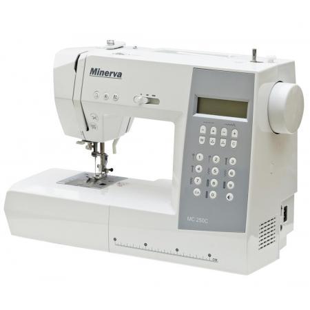 Maszyna do szycia Minerva MC250C + nici i szpulki GRATIS, fig. 3