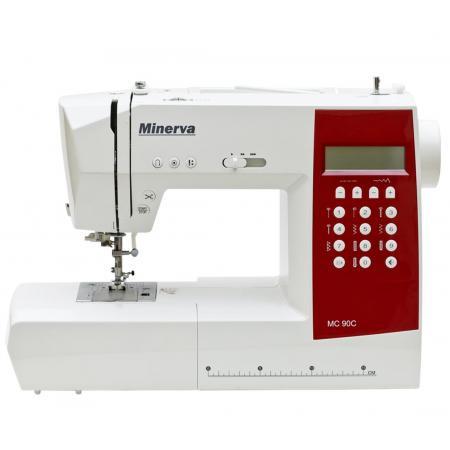 Maszyna do szycia Minerva MC90C + nici i szpulki GRATIS, fig. 1