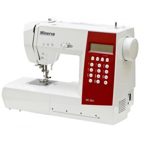 Maszyna do szycia Minerva MC90C, fig. 2