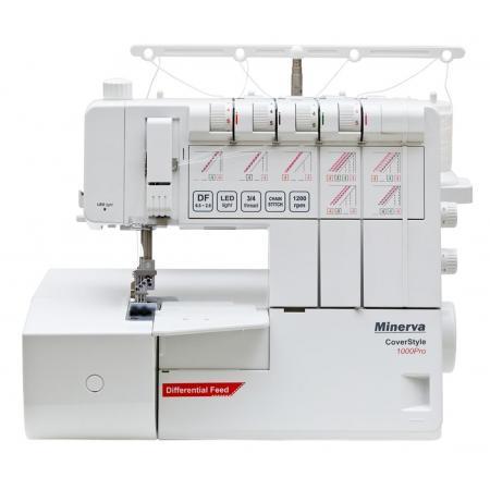 Cover Minerva CS1000PRO, fig. 1