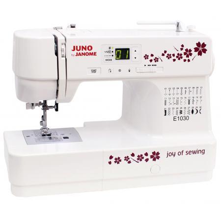 Maszyna do szycia JUNO E1030 + szpulki i nici GRATIS, fig. 4