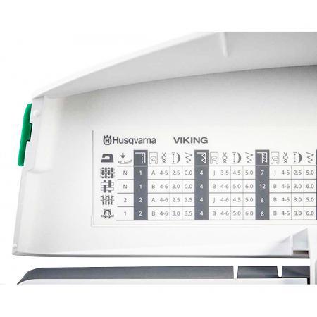 Maszyna do szycia Husqvarna Jade 20, fig. 4