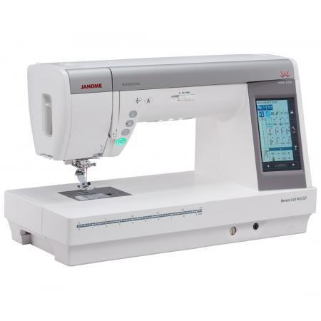 Maszyna do szycia Janome MC9450QCP + szpulki i nici GRATIS, fig. 2