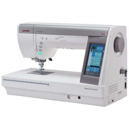 Maszyna do szycia Janome MC9450QCP + szpulki i nici GRATIS, fig. 3