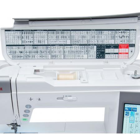 Maszyna do szycia Janome MC9450QCP + szpulki i nici GRATIS, fig. 6