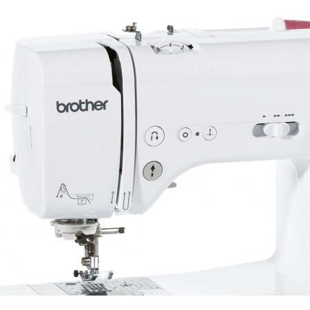 Maszyna do szycia Brother A50 + GRATISY, fig. 4