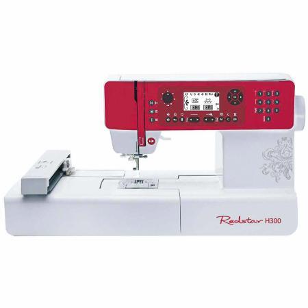 Maszyno-Hafciarka Redstar H300, fig. 1