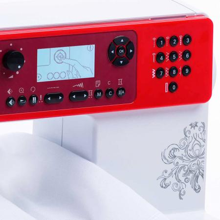 Maszyno-Hafciarka Redstar H300, fig. 3