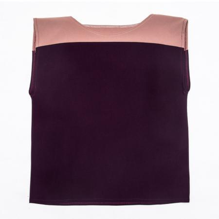 Wykrój na bluzkę damską typu kimono, fig. 4