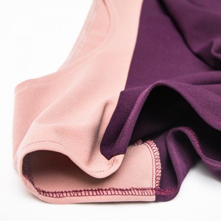 Wykrój na bluzkę damską typu kimono, fig. 5