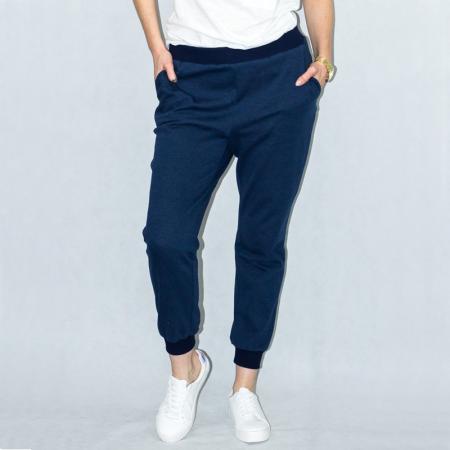Wykrój na damskie spodnie dresowe, fig. 4