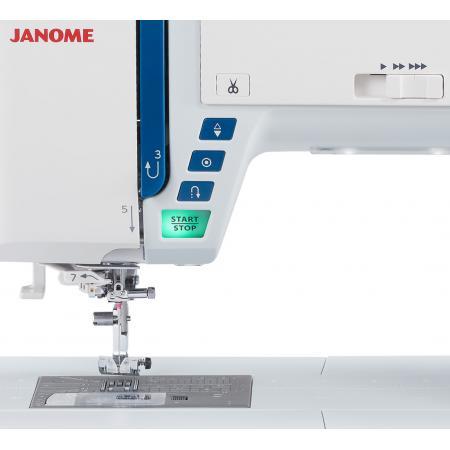 Maszyna do szycia Janome SKYLINE S6 + stolik, szpulki i nici GRATIS, fig. 5