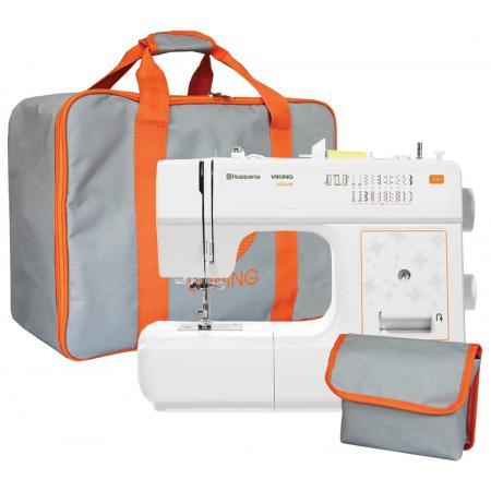 Maszyna do szycia Husqvarna E10 plus torba na maszynę, fig. 1