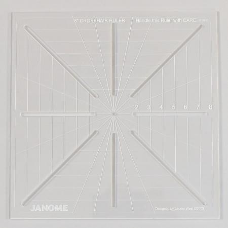 zestaw linijek do pikowania (kwadrat)