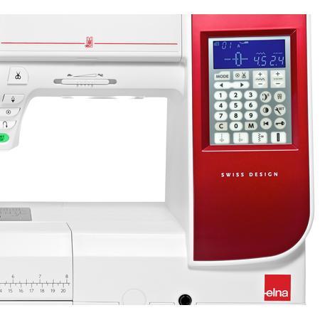 Maszyna do szycia Elna 680+ eXcellence