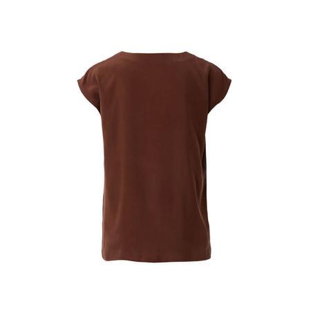 Wykrój BURDA: bluzka o prostym kroju, zwolantem przy dekolcie, fig. 5