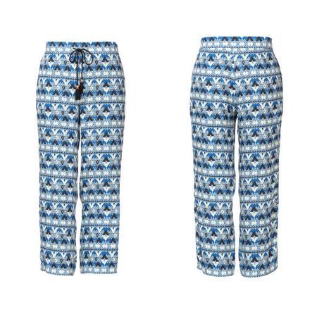 Wykrój BURDA: spodnie o prostym kroju z naszywanymi kieszeniami, fig. 5
