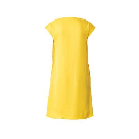 Wykrój BURDA: sukienka bez rękawów zdekoltem wserek i falbaną, o luźnym kroju, fig. 7