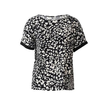 Wykrój BURDA: bluzka itop o prostej formie, fig. 6