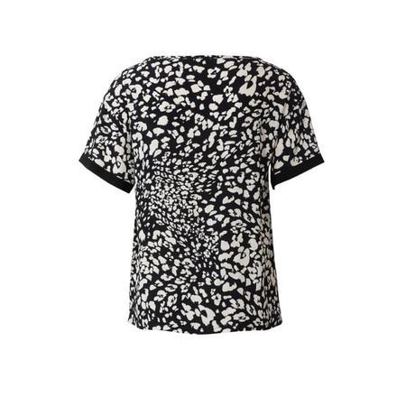 Wykrój BURDA: bluzka itop o prostej formie, fig. 7