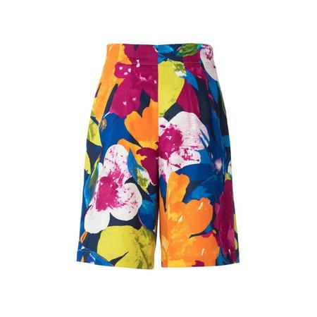 Wykrój BURDA: spodnie bermudy ikuloty zzakładkami, fig. 5