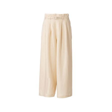 Wykrój BURDA: spodnie bermudy ikuloty zzakładkami, fig. 6