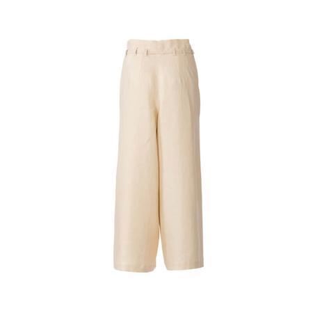 Wykrój BURDA: spodnie bermudy ikuloty zzakładkami, fig. 7