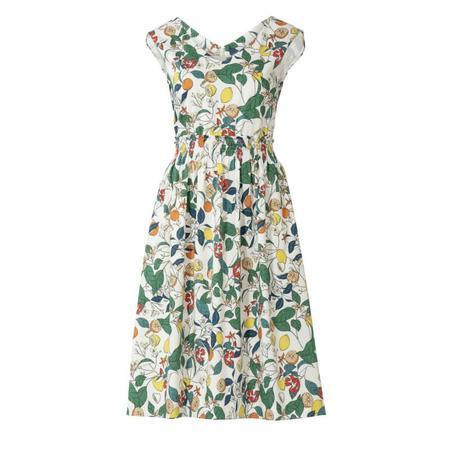 Wykrój BURDA: sukienka zdekoracyjnym marszczeniem + sukienka ołówkowa zdekoltem wszpic, fig. 4