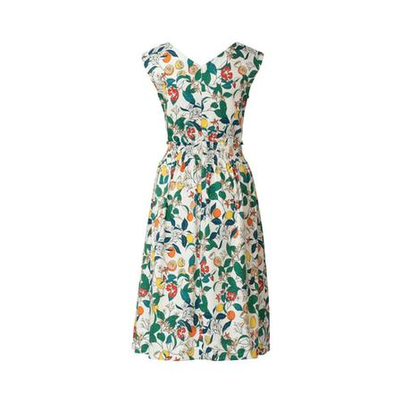 Wykrój BURDA: sukienka zdekoracyjnym marszczeniem + sukienka ołówkowa zdekoltem wszpic, fig. 5