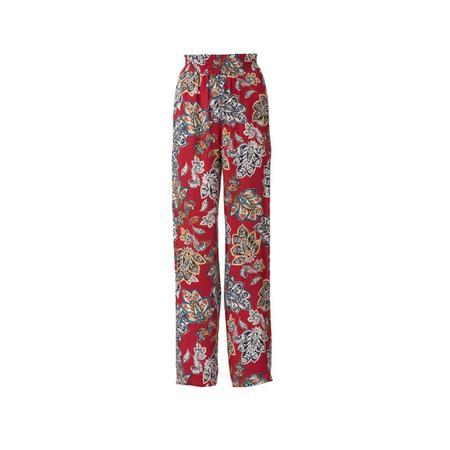 Wykrój BURDA: spodnie zgumą wpasie ikieszeniami wszwach bocznych, zszerokimi nogawkami, fig. 4