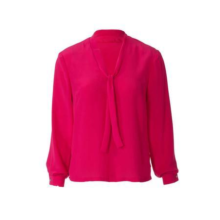 Wykrój BURDA: bluzka zdekoltem wszpic, fig. 6