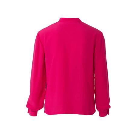 Wykrój BURDA: bluzka zdekoltem wszpic, fig. 7