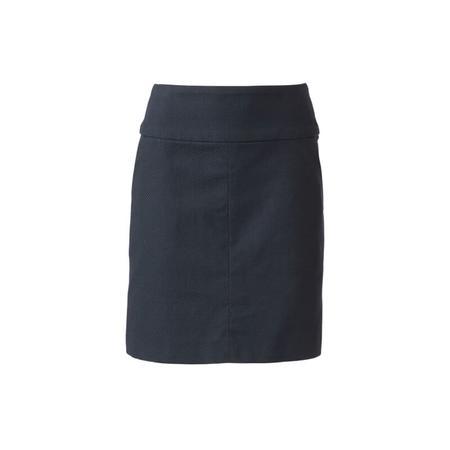 Wykrój BURDA: spódnica zkarczkiem i kieszeniami wkarczku, fig. 4