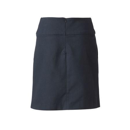 Wykrój BURDA: spódnica zkarczkiem i kieszeniami wkarczku, fig. 5