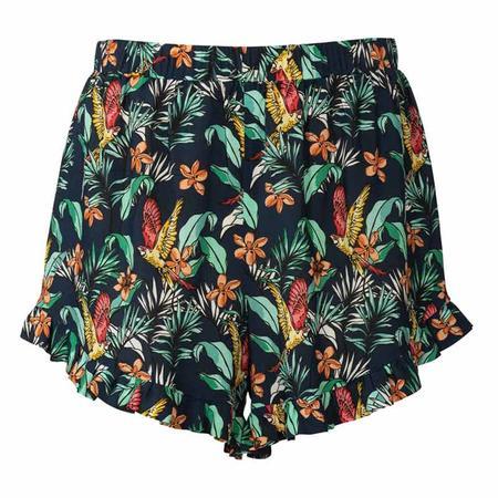 Wykrój BURDA: spodnie lub szorty z gumką w pasie i falbankami przy nogawkach, fig. 5