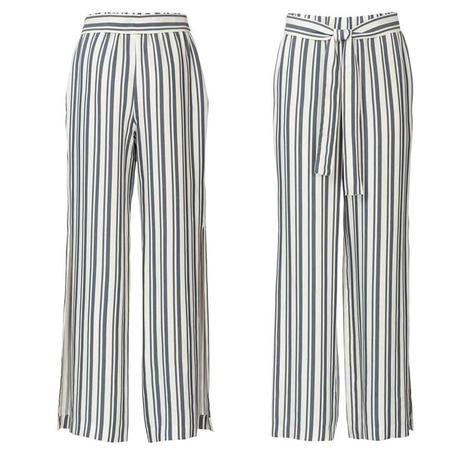 Wykrój BURDA: spodnie lub szorty z gumką w pasie i falbankami przy nogawkach, fig. 7