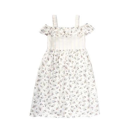 Wykrój BURDA: sukienka na ramiączkach zzapięciem na guziki imarszczoną spódnicą, fig. 7