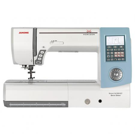 JANOME MC8900QCP SE, fig. 1