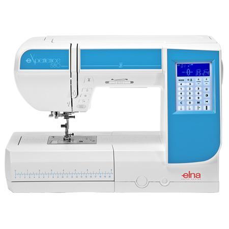 Maszyna do szycia Elna 580 eXperience + stopki, nici i szpulki GRATIS, fig. 1